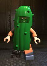 Custom Pickle Rick