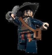 Hector Barbossa Pirate