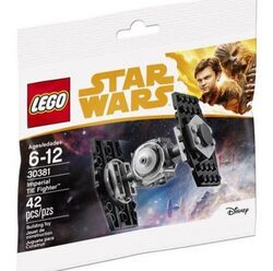 LEGO Star Wars 30381 Imperial TIE Fighter-400x396