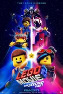 The LEGO Movie 2 poster 2