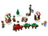 40262 La promenade en train de Noël
