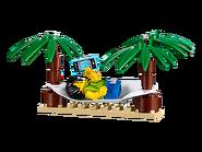 60153 Ensemble de figurines City - La plage 9