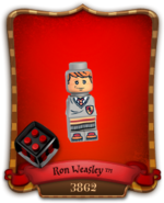 Carte Ron Weasley-3862