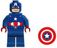 Custom Captain America (RaceLord)