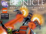 BIONICLE Ignition 15: Mata Nui Rising