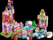 41162 La célébration royale d'Ariel, Aurore et Tiana
