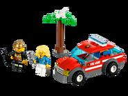 60001 La voiture du chef des pompiers