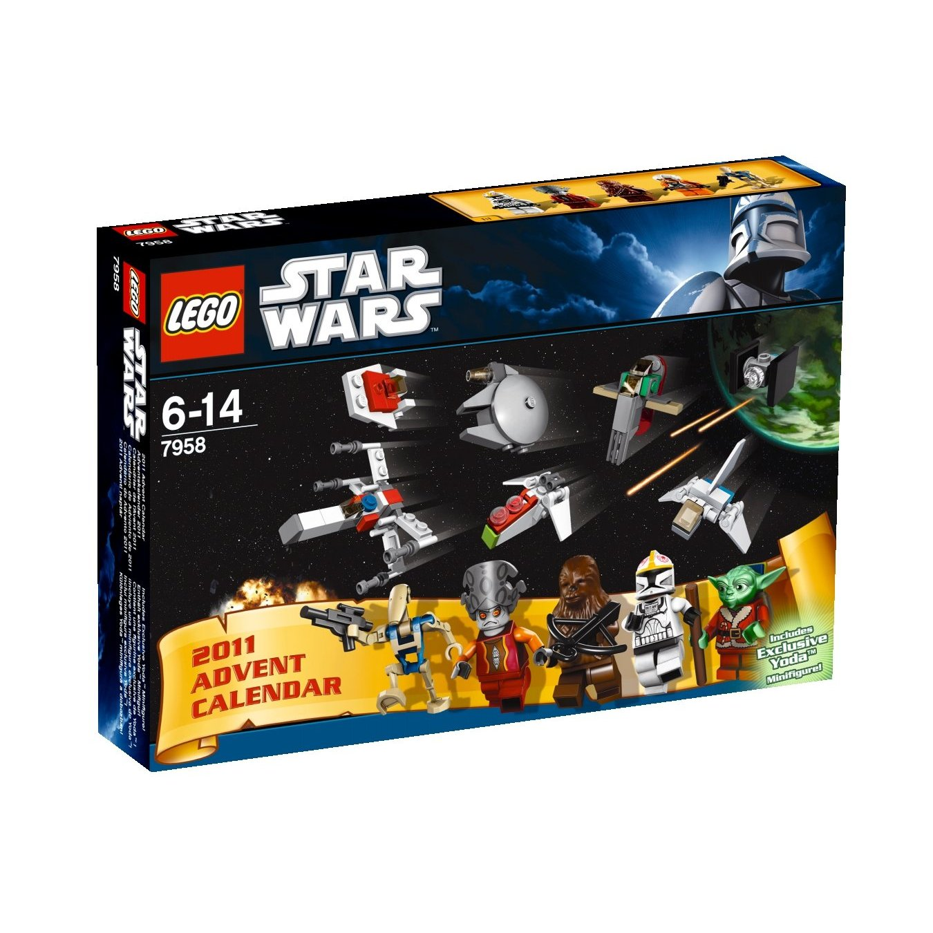 lego star wars adventi naptár 7958 7958 Star Wars Advent Calendar | Brickipedia | FANDOM powered by Wikia lego star wars adventi naptár 7958