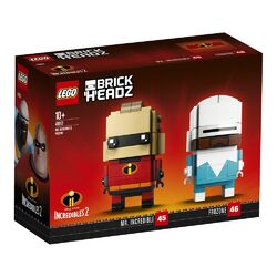 41613 Mr Incredible & Frozone Box