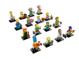71009 The Simpsons Series 2