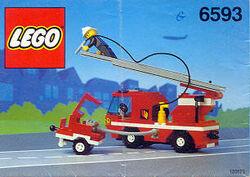 6593 Blaze Battler