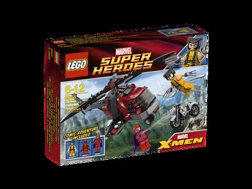 Review6866 Wolverines Chopper Showdown Brickipedia Fandom