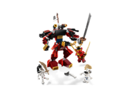 70665 Le robot samouraï 3