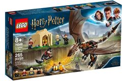 75946 Hungarian Horntail Triwizard Challenge Box