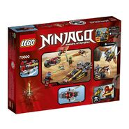 70600 ninja bike chase brickipedia fandom powered by wikia - Jeux ninjago final battle ...