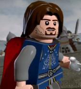 Aragorn Gondor Armour