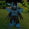 Blue Beetle-Batman 3