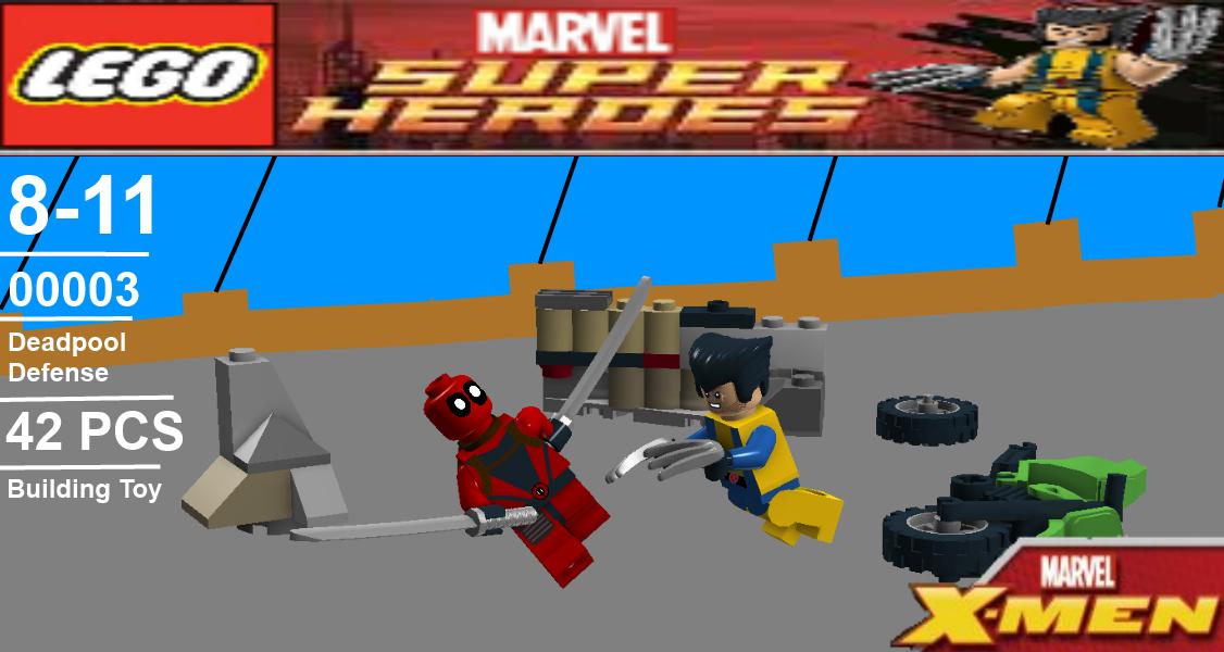 Image - Deadpool Defense.png | Brickipedia | FANDOM powered by Wikia