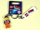 850894 Emmet Key Chain