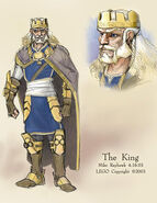 King Mathias concept
