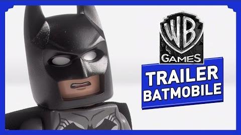"""LEGO Dimensions - Batmobile Bande Annonce - """"Elle existe en noir ?"""""""