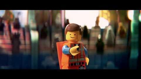 La Grande Aventure LEGO - Bande Annonce TAL et Arnaud Ducret