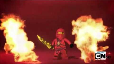 Lego ninjago official intro