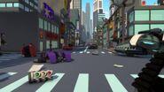 New Ninjago City-À l'intérieur du Digivers