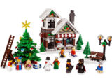 Weihnachtlicher Spielzeugladen 10199