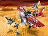 7307 L'attaque de la momie volante