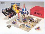 9355 DACTA Space Theme Set