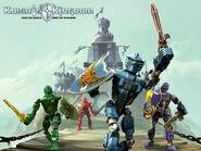 Knights' Kingdom II wallpaper11