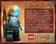 LEGO Legolas Description