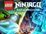 LEGO Ninjago : Nindroids