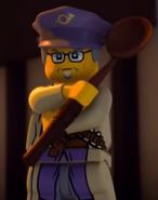 Lego Ninjago Mailman