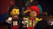 Magicien et clown-L'art de combattre sans combattre