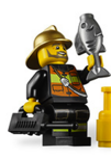 Mr Gold Firechief