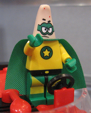 Patrick (Super hero costume)
