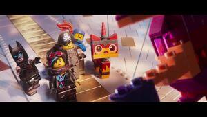 The LEGO Movie 2 BA 2-Rencontre avec la Reine