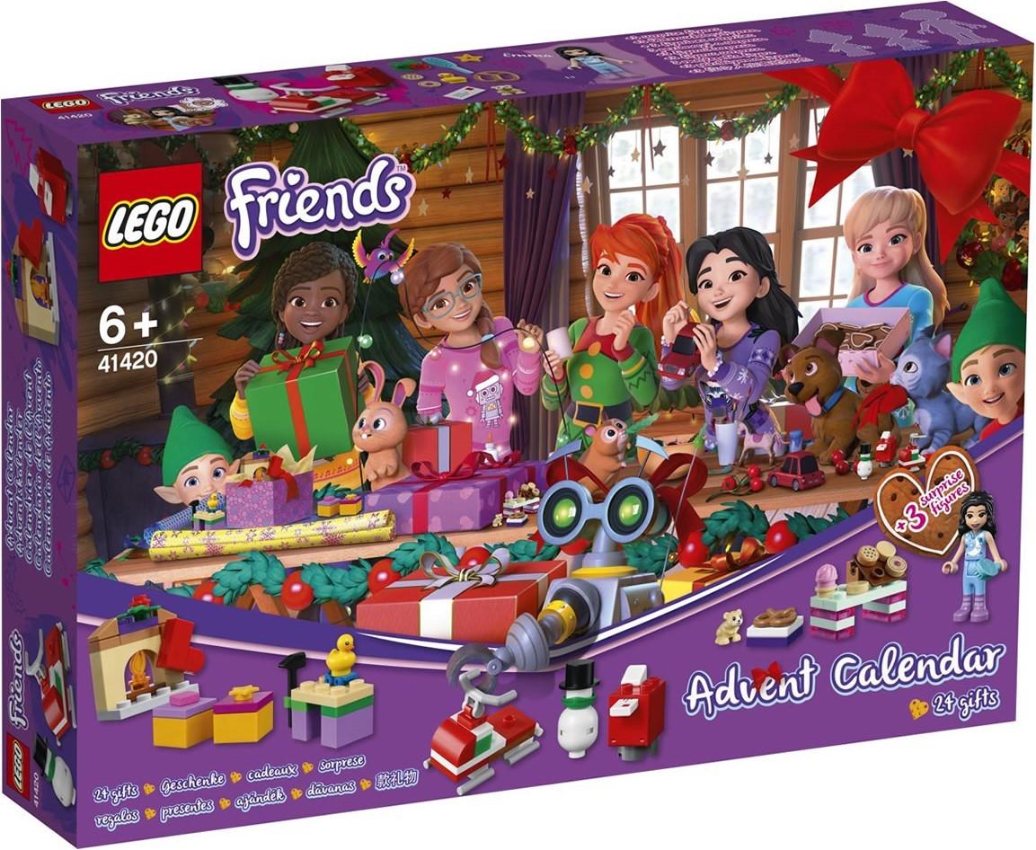 Lego Friends Christmas Calendar 2020 41420 LEGO Friends 2020 Advent Calendar | Brickipedia | Fandom