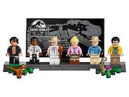 75936 Jurassic Park Le carnage du T. rex 8