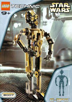 8007-2 Technic C-3PO