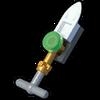 Icon mithril stud spade nxg