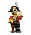 Série 8 Capitaine des pirates