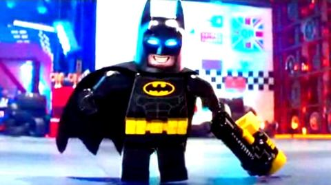 THE LEGO BATMAN MOVIE TV Spot 23 - Best Team Ever (2017) Animated Comedy Movie HD