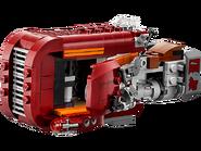 75099 Rey's Speeder 2