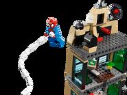 76005 Spider-Man L'attaque du Daily Bugle 4