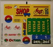 7641 Sticker