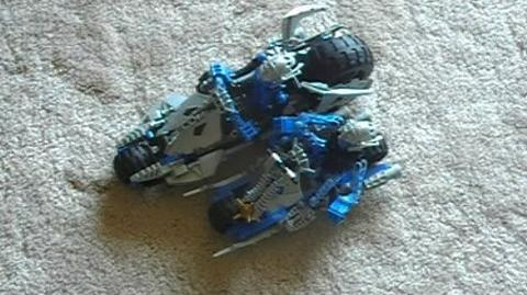 Bionicle Review Kaxium V3