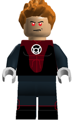 Guy Gardner (Rageful, in game)